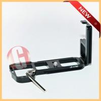 Third Party L Plate Bracket Kamera Sony A7M2 / A7R2 / A7S 2 - Hitam
