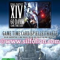 Final Fantasy XIV 60 Days Game Time (EU) untuk PC PS3 PS4 FF XIV