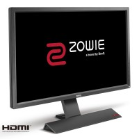 "LCD Monitor Gaming LED BenQ Zowie RL2755 Console Gaming 27"" 144 Hz"