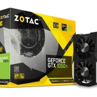 VGA Nvidia ZOTAC GeForce GTX 1050 Ti OC Edition 4Gb DDR5 128Bit