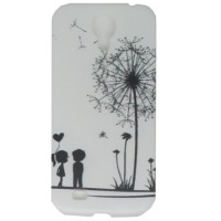 Painting Phone Plastic Case for Samsung Galaxy S4 - C4