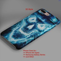 Cool Wallpaper skull iPhone Case & All Case HP