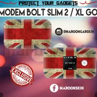 Jual Garskin Mifi XL GO /Bolt Slim 2 /max 2/ huwaei E5577 - bendera Murah