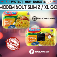 Jual Garskin/stiker Mifi XL GO /Bolt Slim 2 /max 2/ huwaei E5577 - indomie Murah