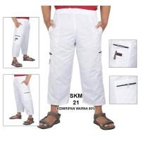 Jual Celana Panjang Cargo katun Pangsi / Sirwal Murah