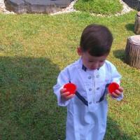 Jual koko anak gamis anak pria laki laki baju muslim Murah