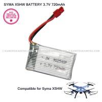 SYMA Baterai X5HW X5HC RC Quadcopter Parts 3,7V 720mah battery