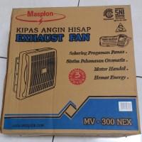 Ventilation Fan / Exhaust fan -Maspion- 12 inch exbahst fan MV-300NEX