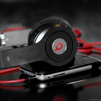 HEADPHONE BEATS BY DR DRE SOLO HD WITH CONTROL TALK