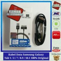 Jual Kabel Data Samsung Galaxy Tab 1 / 2 / 7 / 8.9 / 10.1 100% Original Murah