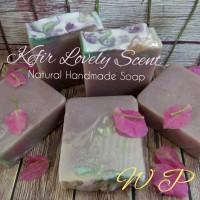 KEFIR LOVELY SCENT - NATURAL SOAP - HANDMADE