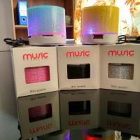 MINI SPEAKER MUSIC BLUETOOTH LED