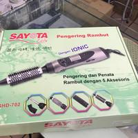 Sayota Lady SDH-702 Multifunction Hair Dryer Iconic Hair Styler