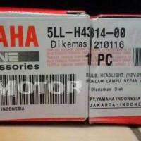 Bohlam Depan Merk Yamaha 12v/25 Watt/5LL-H4314-00