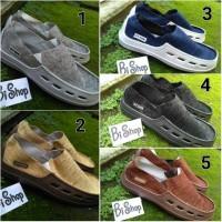 Jual Sepatu Crocs Tideline Rajut Murah
