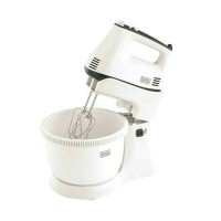 Black n Decker M700-B1 Hand Mixer with Bowl Low watt 300w Garansi