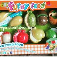 buah potong toys / mainan buah potong / mainan anak / jual mainan