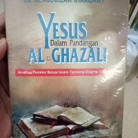 yesus dalam pandangan al-ghozali