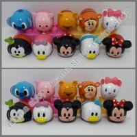 Jual Topper Cake Figure Disney Tsum Tsum / Patung Kue / Boneka Cake Hiasan Murah