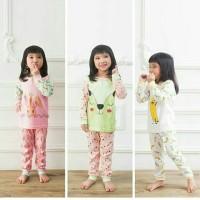 Kazel Piyama/ baju tidur kazel size NB dan S