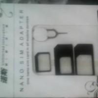 Adaptor sim card nossy