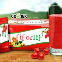 Jual FIFORLIF Herbal Obat Detox racun buang lemak di usus lancar Bab Murah