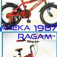 harga Sepeda Anak Bmx 16 Wimcycle Bugsy Tokopedia.com