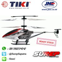 RC Helicopter Remote Control BO 669 3,5 Channel Murah!