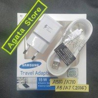 Charger / Samsung A5 & A7 ( 2016 ) 9V Fast Charging Original 100%