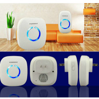 Jual Door Bell FX-C Wireless Waterproof Door Bell / bel pintu / pagar Murah