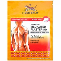 Tiger Balm Medicated Plaster-RD 10x14