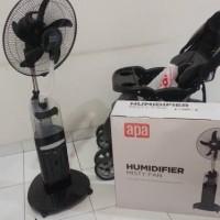 Jual KIPAS ANGIN AIR UAP HUMIDIFIER KRISBOW Diameter 16 inc Murah