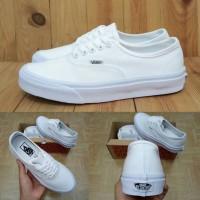 Sepatu Vans Authentic True White Import Premium BNIB China
