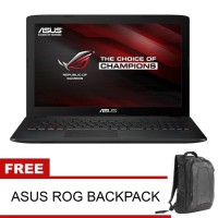 NEW ASUS ROG GL552VX-DM409T - 12GB RAM - GTX950M 4GB- Laptop Gaming,
