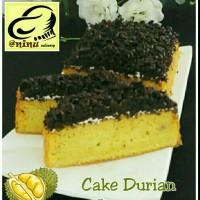 Jual Cake Durian Topping Coklat Murah