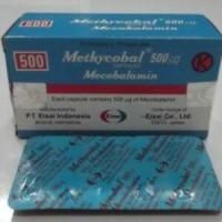 METHYCOBAL 500mg //eceran perkapsul