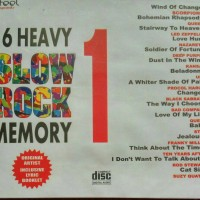 CD 16 HEAVY SLOW ROCK MEMORY V1