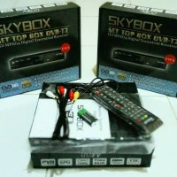 Jual SET TOP BOX SKYBOX DVBT2, Bergaransi dan Termurah di Indonesia Murah