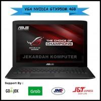 ASUS ROG GL552VX-DM409T - 16GB RAM - GTX950M 4GB - Laptop Gaming.
