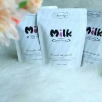 Jual Milk Body Scrub Murah