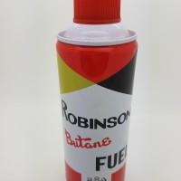 Isi ulang korek/gas Robinson 220gr (Robinson Butane Fuel)