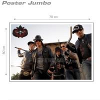 Poster AVENGED SEVENFOLD #40 - Jumbo size 50 x 70 cm