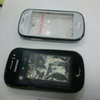 Casing Housing Kesing Samsung Galaxy Fame S6810 Fullset Original