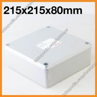 Junction Box 215x215x80 Legrand IP55 656806 Waterproof Outdoor Duradus