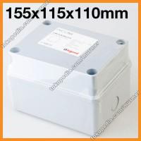 Junction Box 155x115x110 Legrand IP55 656803 Outdoor Duradus