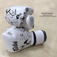 Jual Sarung Tinju Fairtex / Glove size: 10 oz Murah