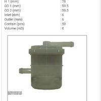 """Fuel Filter / FIlter Bensin Katana FS-1401 Sakura """" 00515 """""""
