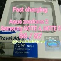Charger Samsung A3 A5 A7 A8 Mega Prime E5 E7 / Zenfone 2 Zenfone2 / S7