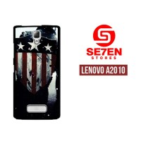 Casing HP Lenovo A2010 captain america 1 Custom Hardcase Cover