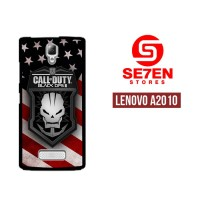 Casing HP Lenovo A2010 Call of duty Black Ops Custom Hardcase Cover